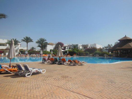 Mexicana Sharm Resort : duzy basen
