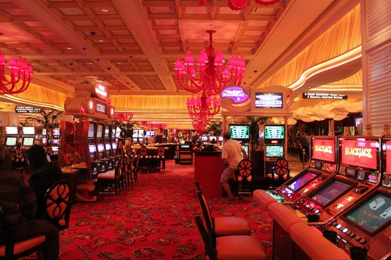 The wynn casino vegas thunder valley gambling casino