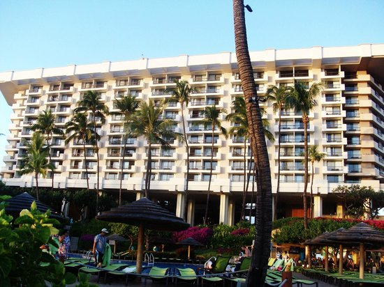 Hyatt Regency Maui Resort and Spa: beach side