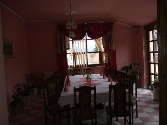 Zamecky penzion Kopecek : Dinning room