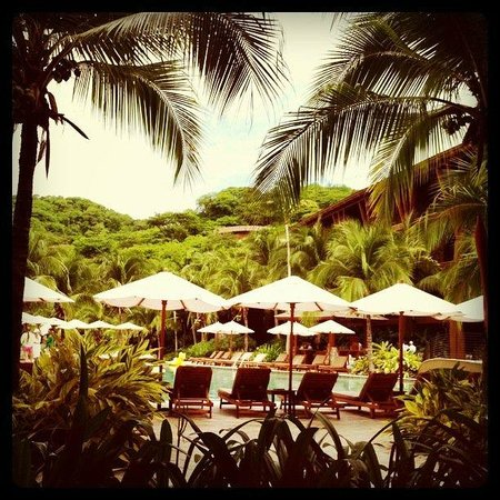 Four Seasons Resort Costa Rica at Peninsula Papagayo: View from breakfast