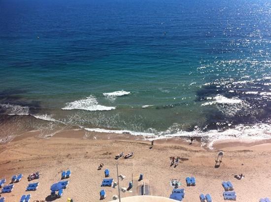 Villa Del Mar Hotel: view from roof terrace
