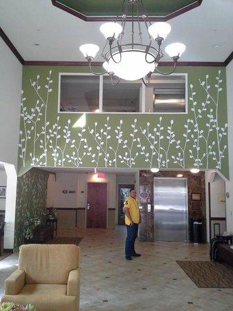 Sleep Inn Ft. Lauderdale International Airport: Lobby
