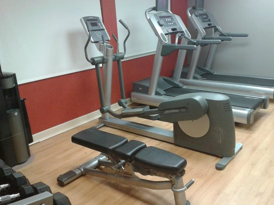 Residence Inn Fairfax Merrifield: Fitness Center