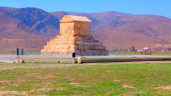 Pasargadae: Tomb Of Cyrus
