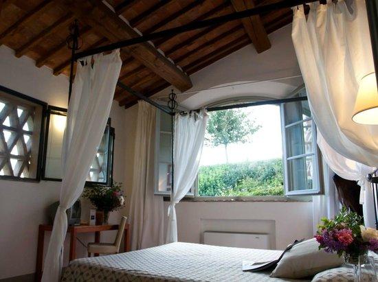 Villa Ducci: camera