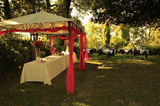 Villa Ducci: giardino