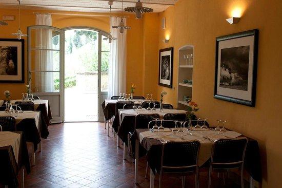 Villa Ducci: sala interna