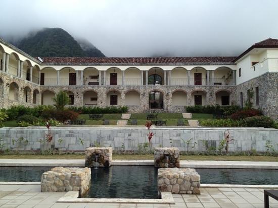 Los Mandarinos Boutique Spa & Hotel Restaurant: hotel, vista de la habitación