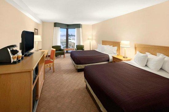 Travelodge Hotel Saskatoon: Standard Room