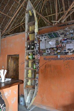 Radio Maria Bar & Restaurant: particolare dell interno