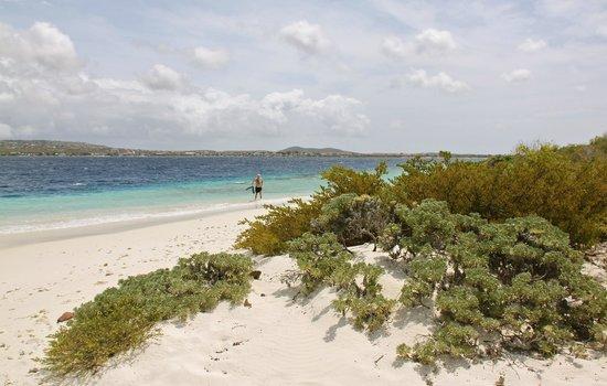 aan de overkant Bonaire