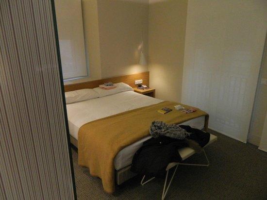 Park Hotel Barcelona: la camera