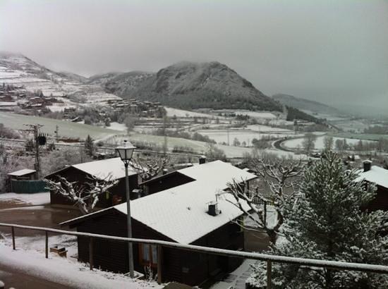 Cerdanya EcoResort: camping nevado