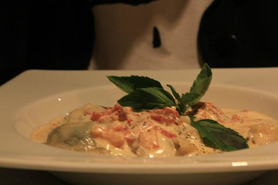 A Mi Manera: some good pasta