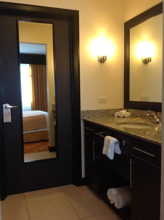 Residence Inn by Marriott San Jose Escazu: Vanity