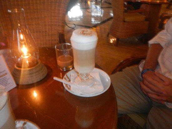Grand Bahia Principe Coba: cappuccino