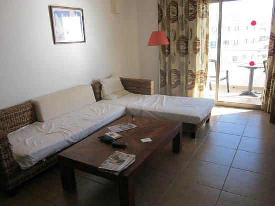 Apartamentos Gema Aguamarina Golf: lounge