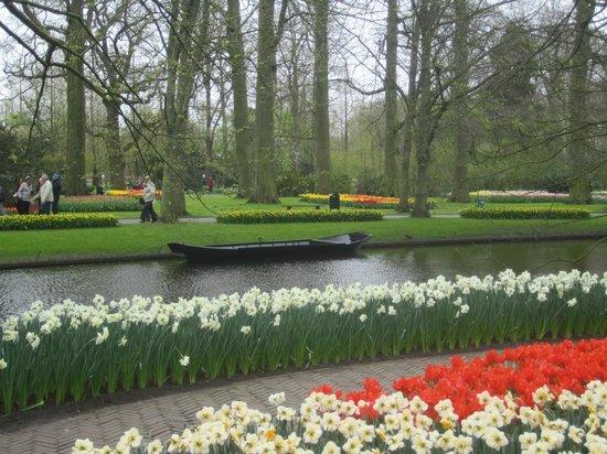 Ibis Den Haag Scheveningen : keukenhof  gardens