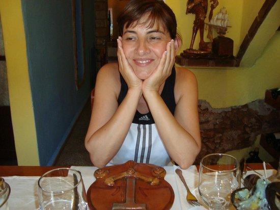 Restaurante Taberna Ochun Yemaya: buen provecho