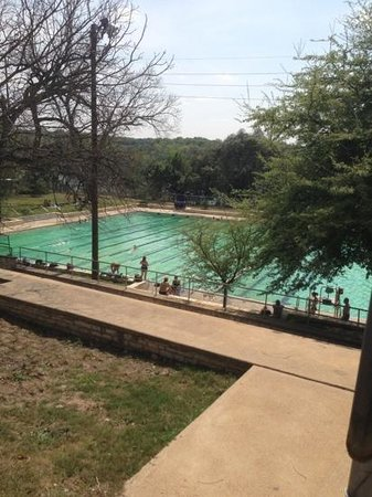 Crowne Plaza Houston River Oaks: Texas Swimming.