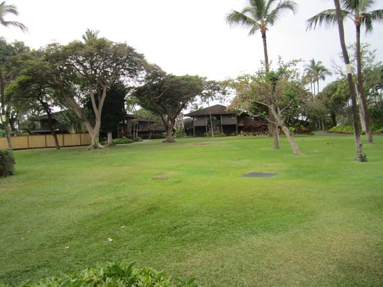 Royal Lahaina Resort: Cottage area