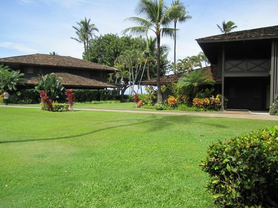 Royal Lahaina Resort: View of cottages