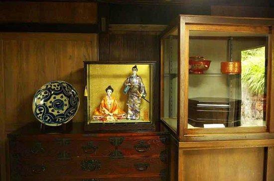 Nakamura Family Resident: Nick-knacks on Display