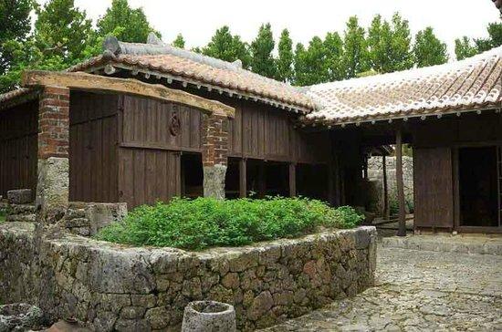 Nakamura Family Resident: Well and Animal Quarters