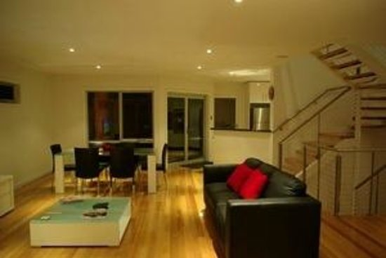 Bayview Serviced Apartments: Lounge