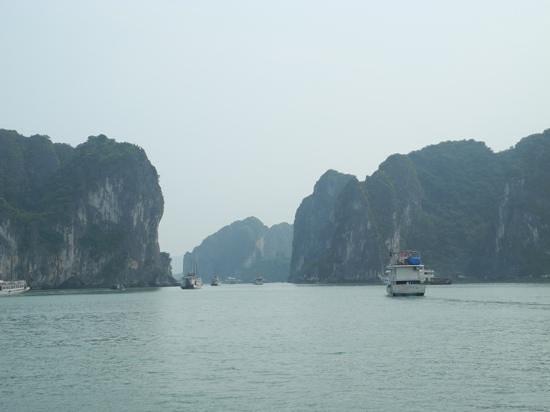 Novotel Ha Long Bay: halong bay paseo en bote, imperdible
