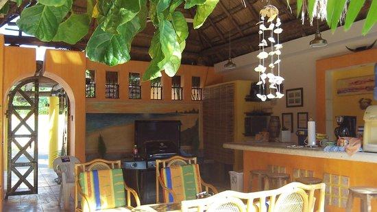 كاسيتا دي مايا بوتيك أوتيل: front lobby area