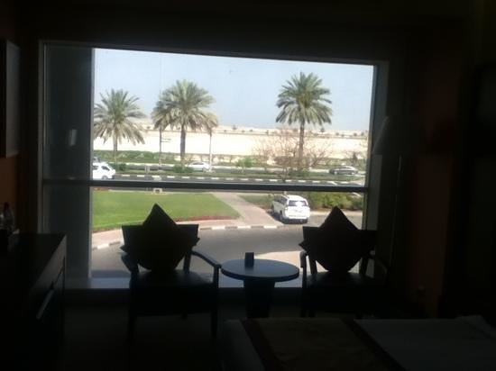Hues Boutique Hotel: the rooms view