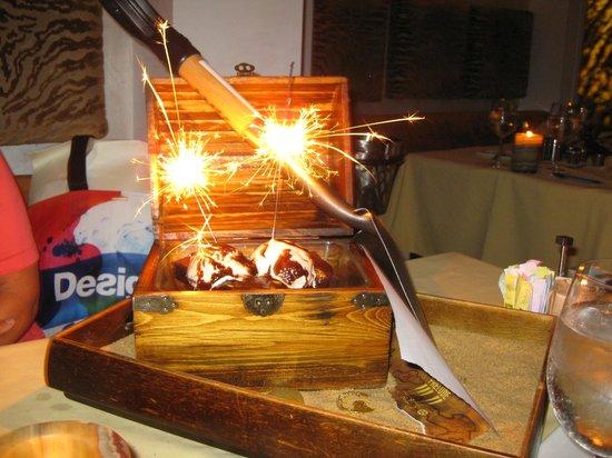 Chocolate Dessert Picture of Barton G The Restaurant Miami Beach