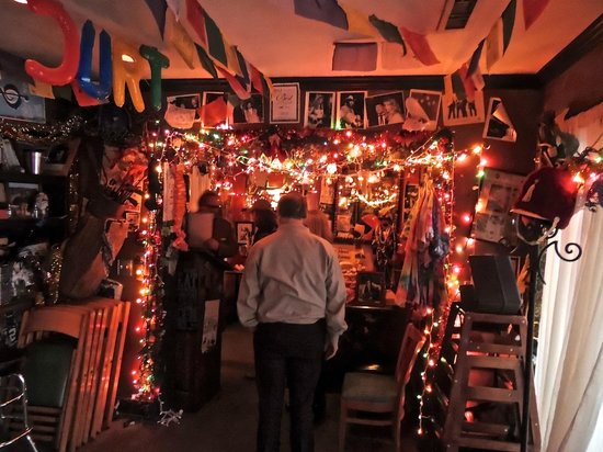 Firefly Grille: Colorful Place