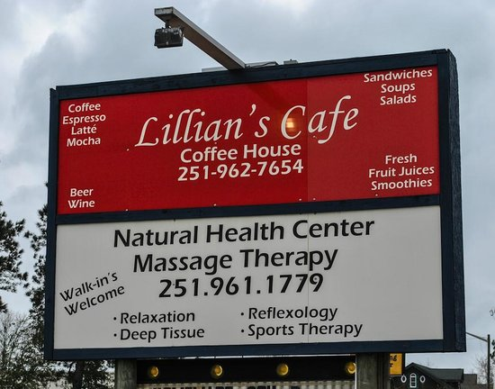 Lillian's Cafe and Coffee House