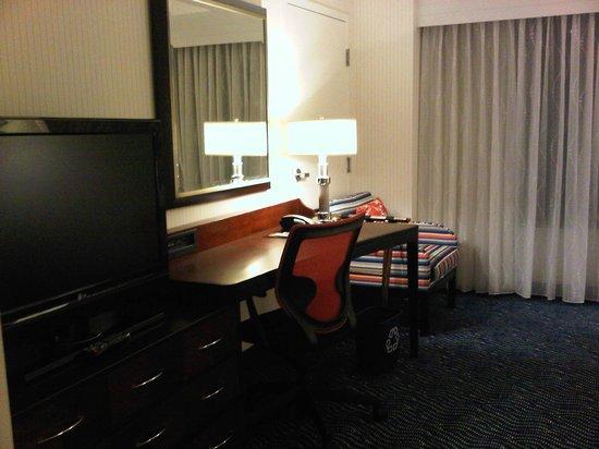 رينيسانس بوسطن ووترفرنت هوتل: Room1