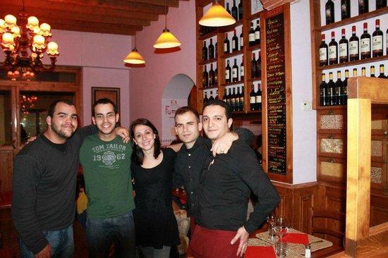 Ristorante Pizzeria Maso': Despedindo de Florença!