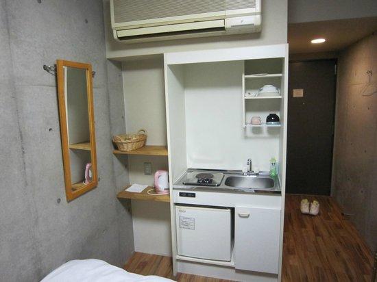 Weekly Sho Yaizu: 部屋のキッチン