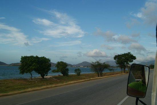 Marcos Tours: heading to Juan Griego