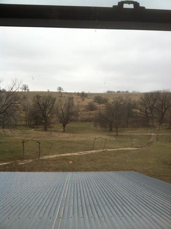 Circle S Guest Ranch and Country Inn : view from our room