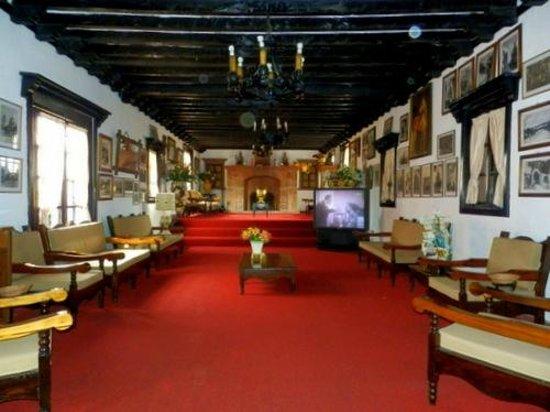 Hotel Posada de las Monjas: Hotel lobby / sala