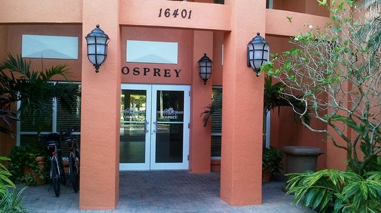 Vacation Village at Weston: Osprey building