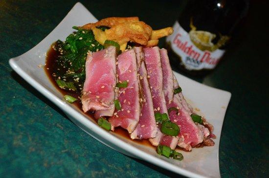 The Pool Bar: Tuna