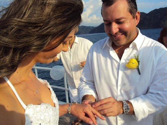 Playa Fantasia Costa Rica Day Tours: Weddings Costa Rica