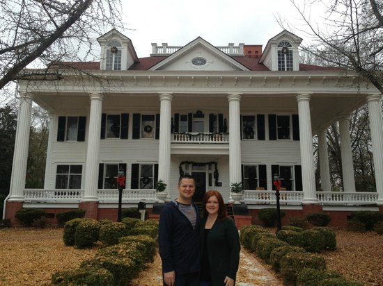 The Twelve Oaks Bed & Breakfast: Wonderful Anniversary trip