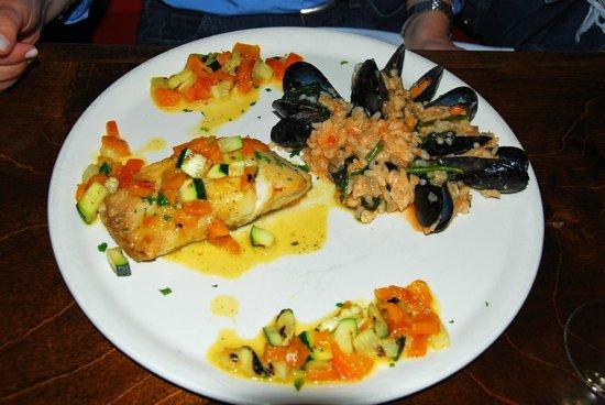 Via Emilia : Seafood Dish