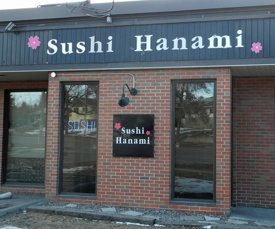 Huge Portions Average Quality Review Of Sushi Hanami Calgary Canada Tripadvisor
