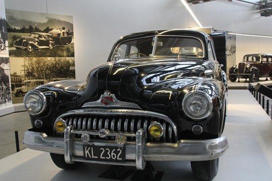 Toitu Otago Settlers Museum: The Buick, stunning car