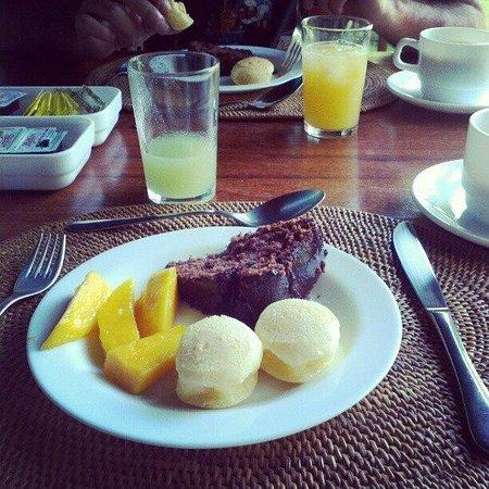 Pousada Verano: Desayuno